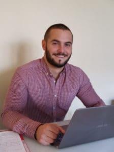 Sébastien Delpeuch, gérant de ISYS Sécurité: conseil et coordination de sécurité incendie pour les ERP, IGH et bâtiments publics