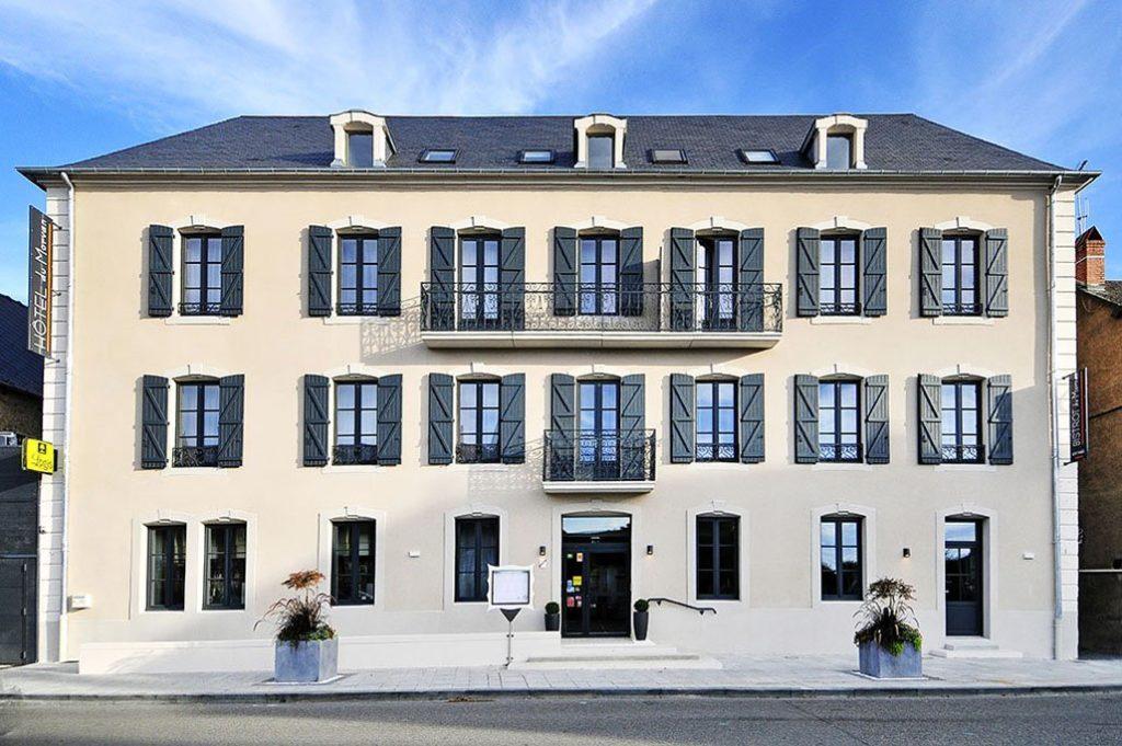 Mission de coordination SSi catégorie A à l'hôtel le Morvan (Nevers)