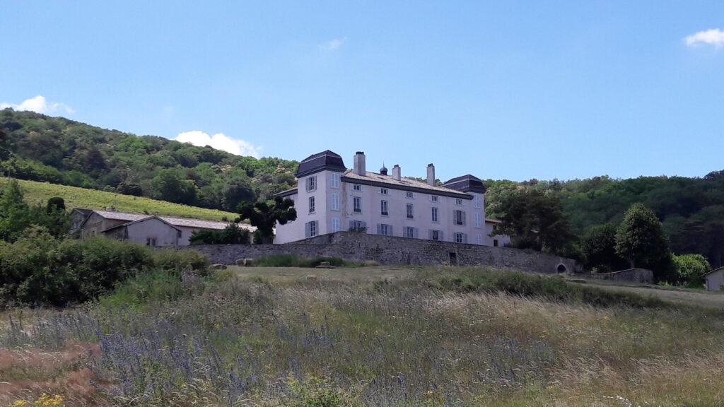 Installation SSI catégorie A du chateau de Souzy