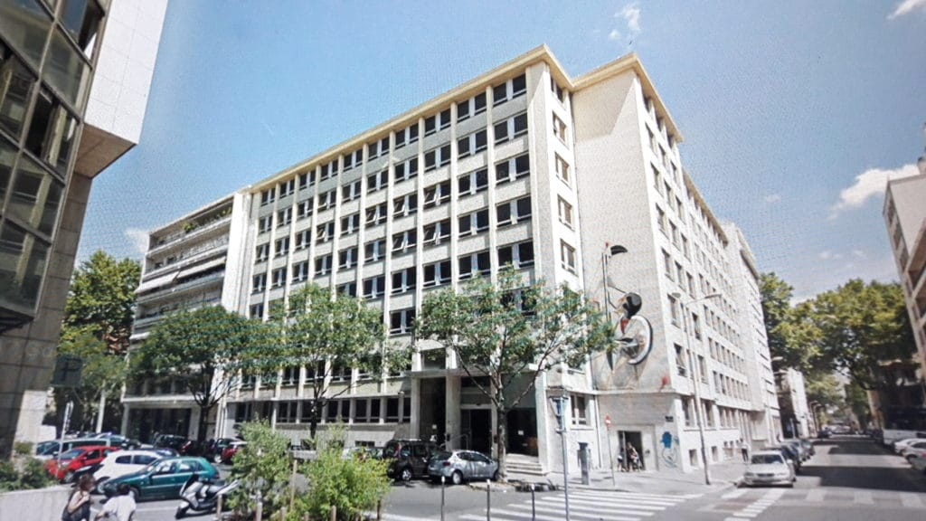 Installation SSI Immeuble Le Dugoujon