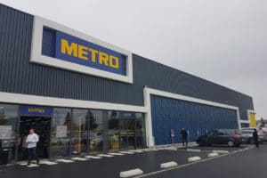 Magasin Metro