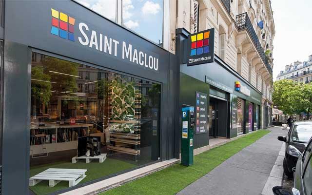 Autre référence Magasins SAINT MACLOU – Partenariat national